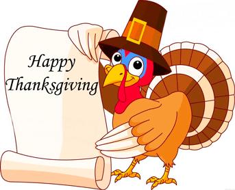 FREE Thanksgiving Gift